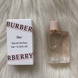 Burberry I I Her